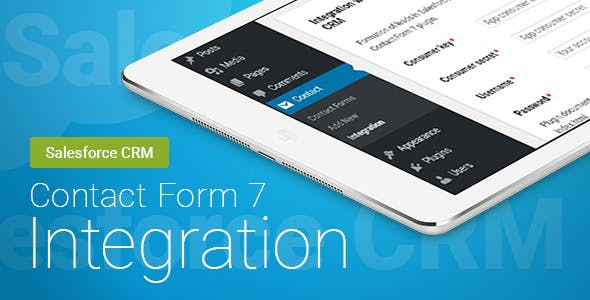 itgalaxycompany - Contact Form 7 - Salesforce CRM - Integration