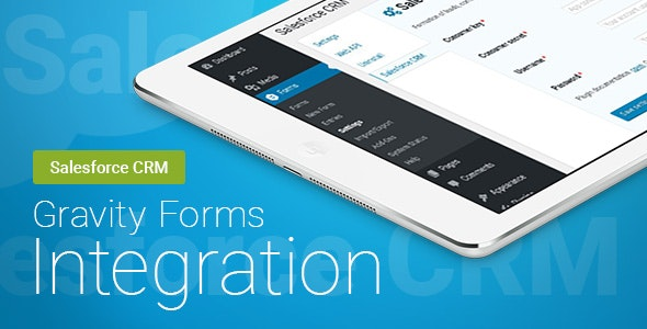itgalaxycompany - Gravity Forms - Salesforce CRM - Integration - CodeCanyon Item for Sale