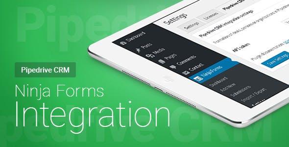 Ninja Forms - Pipedrive CRM - Integration
