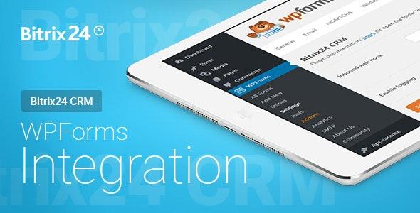 WPForms - Bitrix24 CRM - Integration | WPForms - Bitrix24 CRM - ??????????