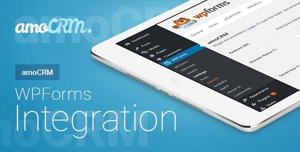 WPForms - amoCRM - Integration | WPForms - amoCRM - Интеграция - CodeCanyon Item for Sale
