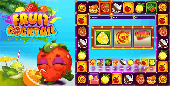 Casino Fruit Cocktail