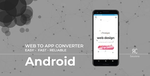 ARCSW - Website to Android App Codebase