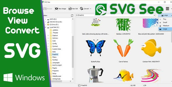 SVG See