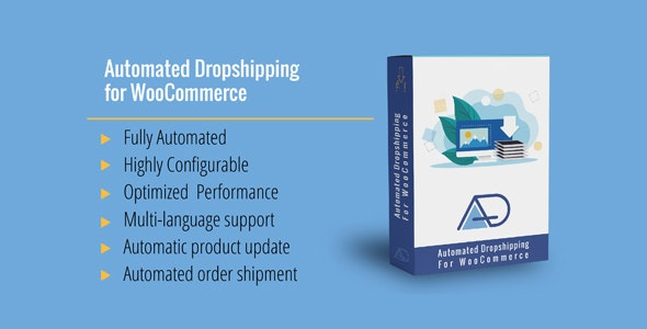 Automated Dropshipping for WooCommerce