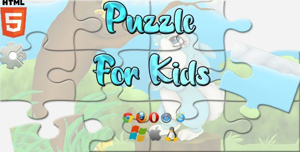 Puzzle for Kids (CAPX INCLUDED)