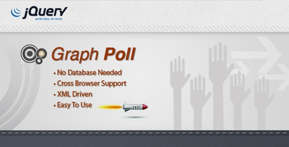 Graph Poll - CodeCanyon Item for Sale