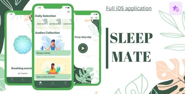 Sleep Mate - Full iOS Application - CodeCanyon Item for Sale