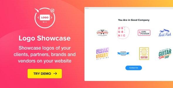 Logo Showcase - WordPress Logo Plugin - CodeCanyon Item for Sale