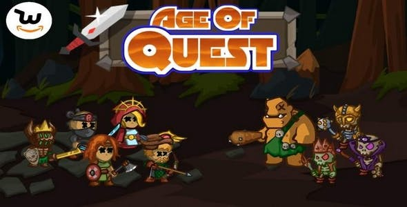 Age Of Quest unity project