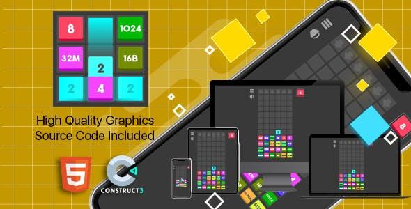 Tetris - Merge Puzzle