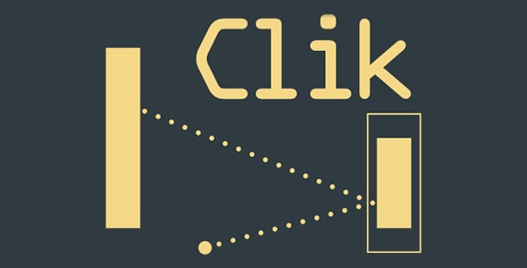 Clik - HTML5 Game - CodeCanyon Item for Sale