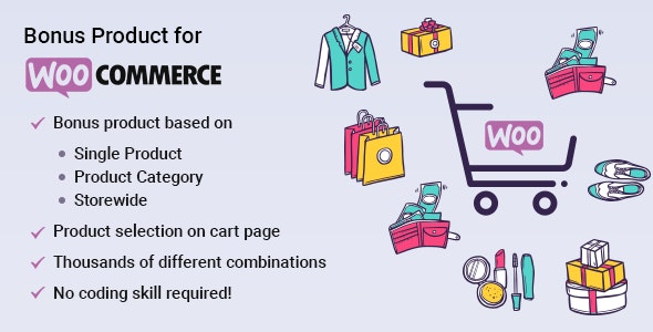 Bonus Product for WooCommerce - CodeCanyon Item for Sale
