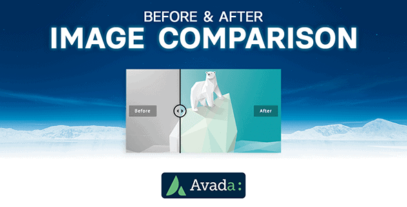 Avada Builder - Before & After Image Comparison for Avada Live (v7+) - CodeCanyon Item for Sale