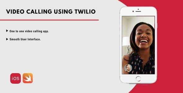 Twilio Video Calling | ios