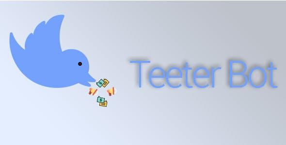 Teeter Bot - Java bot source code