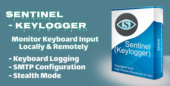 (Windows) Sentinel - Keylogger