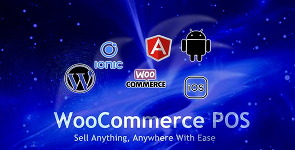 WooCommerce Point of Sale (POS) Android iOS Apps using Ionic 5 Angular