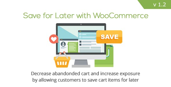 Save for Later with WooCommerce