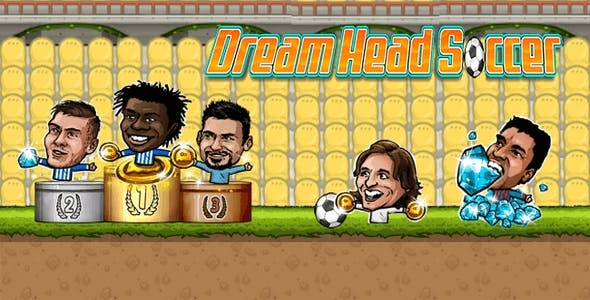 Dream Head Soccer Project unity