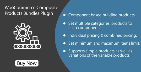 WooCommerce Composite Product Bundles Plugin - CodeCanyon Item for Sale