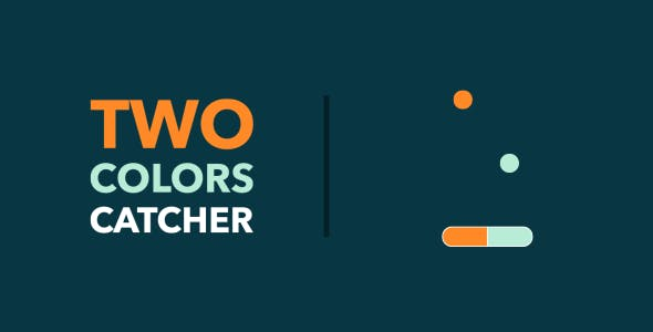 Two Colors Catcher   HTML5   CONSTRUCT 3