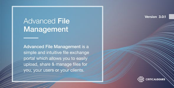 Advanced File Management
