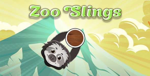 Zoo Slings. C3. pc & html5 & mobile game - CodeCanyon Item for Sale