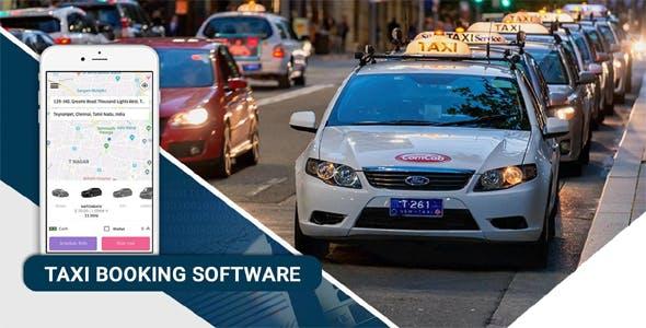 Enterprise Level Complete Taxi App Solutions