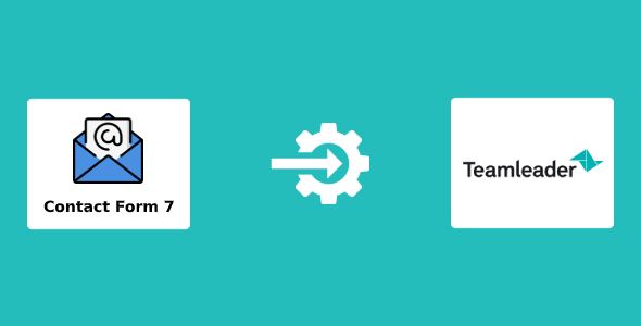 Contact Form 7 - Teamleader CRM Integration - CodeCanyon Item for Sale