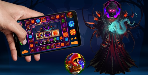 Casino Mysterious Night - CodeCanyon Item for Sale