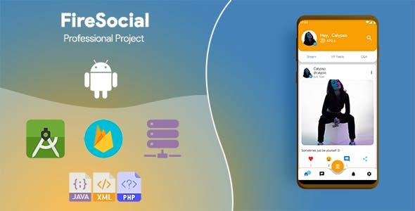 FireSocial   Firebase Social Network