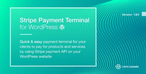 Stripe Payment Terminal WordPress