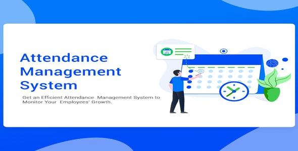 Employee Attendance Management System - Source Code - CodeCanyon Item for Sale