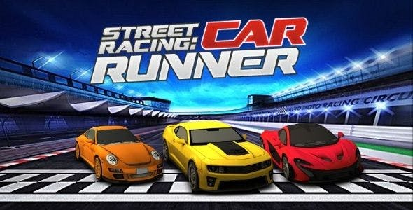 Street Racing: Car Runner - Html5 Game