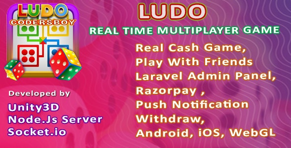 Ludo Online Multiplayer Game