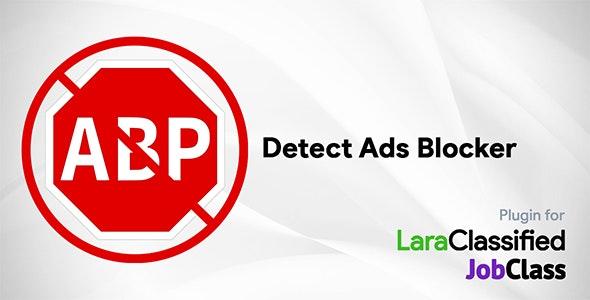 Detect Ads Blocker Plugin - CodeCanyon Item for Sale