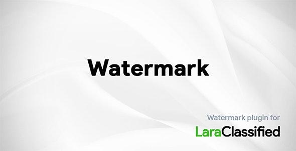 Watermark Plugin - CodeCanyon Item for Sale