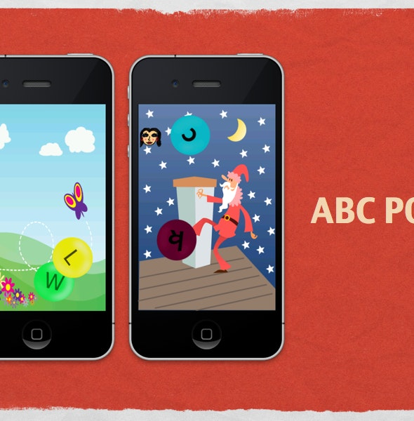 ABC Pop iPhone Game Using Cocos2d - CodeCanyon Item for Sale