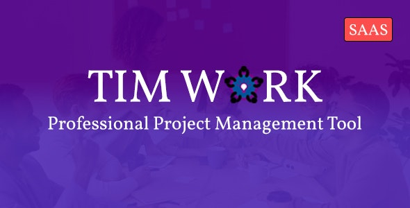 TimWork SaaS v1.0 – Project Management Tool