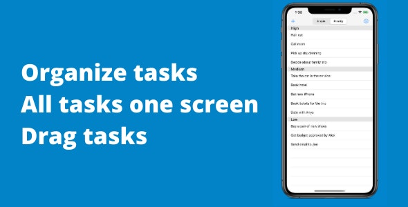 To-Do List & Task Manager - CodeCanyon Item for Sale