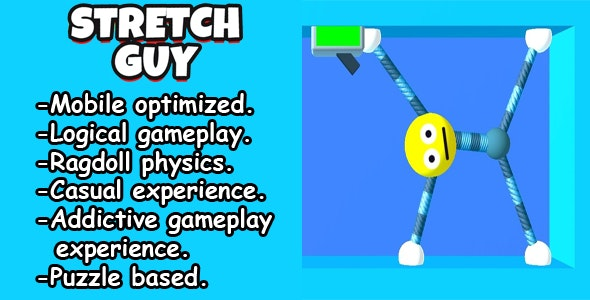 Stretchy Buddy Guy -(HTML5+CAPX+C3P) - CodeCanyon Item for Sale