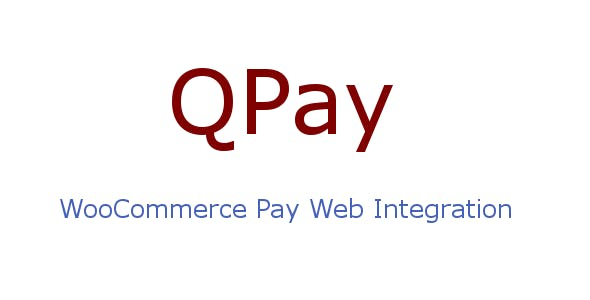 WooCommerce QPAY Payment Gateway