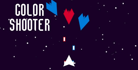 Color Shooter - HTML5 Game (CAPX) - CodeCanyon Item for Sale