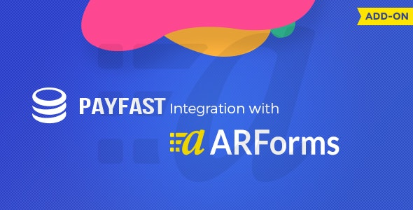 Payfast integration with ARForms - CodeCanyon Item for Sale