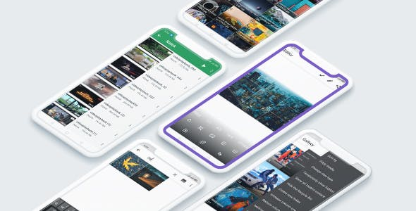 Simple Gallery - Photo and Video Manager & Editor, Android Simple Gallery