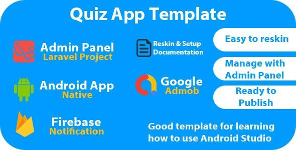 Quiz App Template