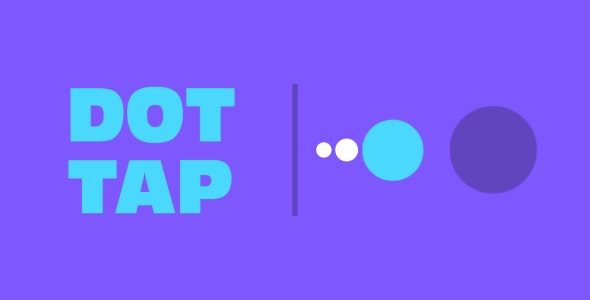 Dot Tap | HTML5 | CONSTRUCT 3 - CodeCanyon Item for Sale
