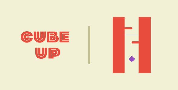 Cube Up   HTML5   CONSTRUCT 3