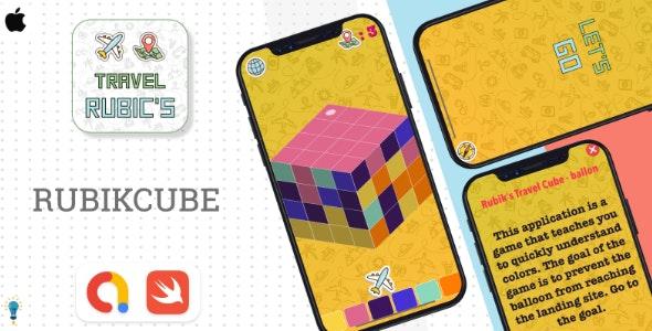 Magic Cubes of Rubik - iOS Source Code - CodeCanyon Item for Sale